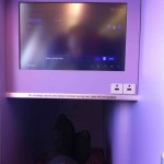 Thai Airways A380 Entertainment with USB