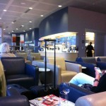 Lufthansa Senator Lounge in JFK