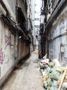 Hong Kong Alley