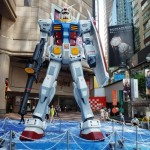 Gundam in Hong Kong