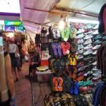 Thailand Night Market - Sandals Anyone?