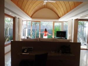 Renaissance Phuket Resort - Villa Bedroom From Entrance