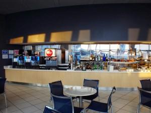Lufthansa Senator Lounge JFK