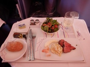 Thai Airways Appetizers