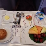Thai Airways Fruit Platter