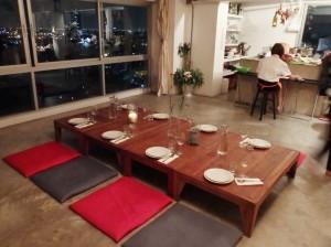 Nang Gin Kui - Table