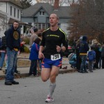 2013 Tarzan Brown Race Finish